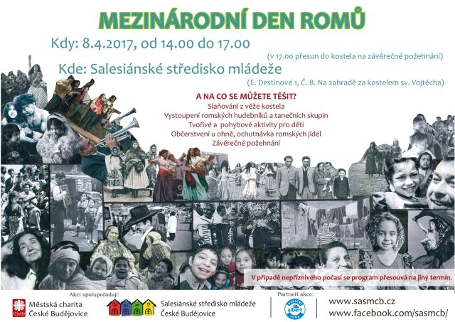 pozvánka na akci - plakát